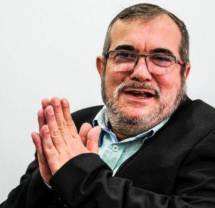 Hospitalizan al líder de las FARC, Rodrigo Londoño, tras sufrir un accidente cerebral