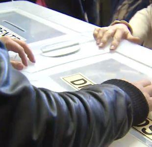 [VIDEO] El día de los candidatos