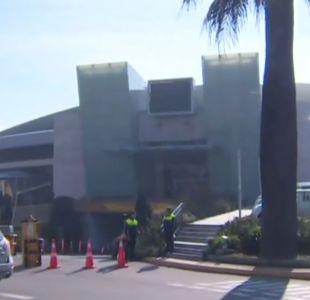 [VIDEO] Día de terror en casino Monticello