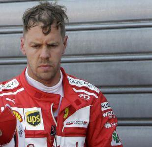 FIA decide no sancionar a Vettel tras incidente con Hamilton