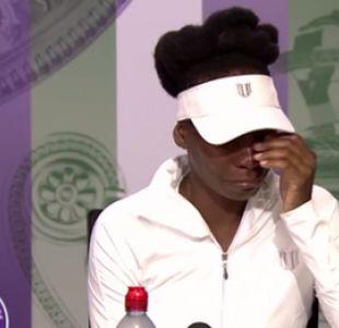 El duro momento de Venus Williams: No hay palabras para describir lo devastador que es