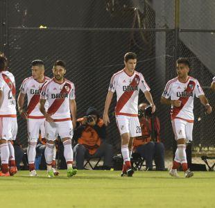 Conmebol aplicará controles antidopaje a todo el plantel de River Plate tras escándalo