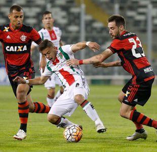 [Minuto a Minuto] Palestino cayó ante Flamengo en Copa Sudamericana