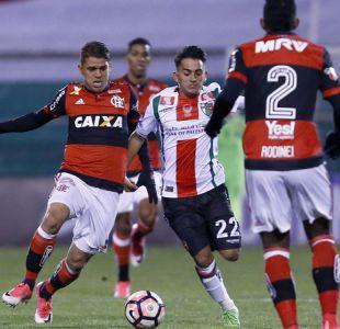 [VIDEO] La contundente goleada de Flamengo sobre Palestino en Copa Sudamericana