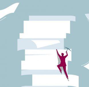 Cómo ascender y sentirse realizado en el trabajo cuando no hay escalafón profesional