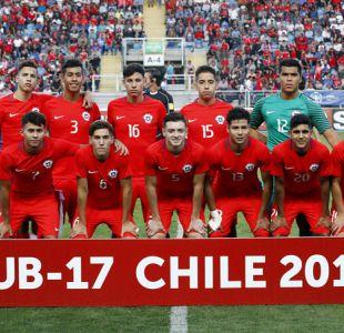 La Roja inicia cuenta regresiva para el Mundial de India Sub 17 con sorteo por Canal 13