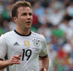 Mario Gotze vuelve a entrenar con Borussia Dortmund tras cinco meses de baja