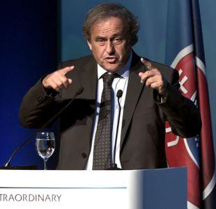 Platini espera que la FIFA tenga la decencia de levantarle la suspensión