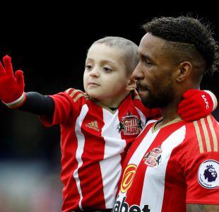 Muere Bradley Lowery, el niño hincha de Sunderland enfermo de cáncer