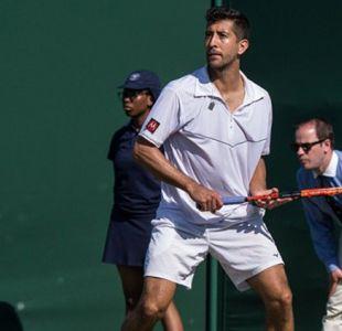 [VIDEO] Podlipnik y Arévalo ganan 22-20 el quinto set para avanzar en los dobles de Wimbledon