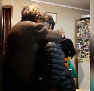 Fue llamado a la Argentina Sub 15 y la reacción de su bisabuela es emocionante