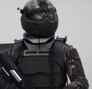 Iron Man en la vida real: la futurista armadura para soldados rusos