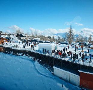 [VIDEO] Hay que ir: Farellones, parque de diversiones en la nieve