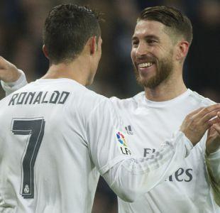 Ramos está muy tranquilo sobre la situación de Cristiano Ronaldo en Real Madrid