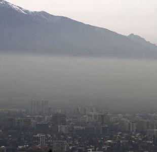 [VIDEO] Advierten posible emergencia ambiental para Santiago en los próximos días