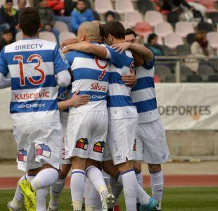 [VIDEO] Goles Copa Chile: La UC supera a Rangers en Talca