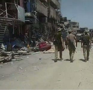 [VIDEO] Cae el mayor bastión de Isis en Irak