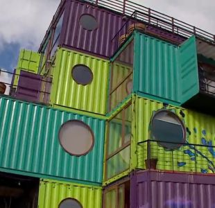 [VIDEO] Mi casa es un container