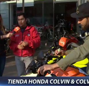 [VIDEO] En #D13motos te presentamos las increíbles motos de la tienda Honda Colvin