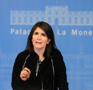 Vocera Narváez señala que oposición nunca ha estado convencida que la gratuidad es un derecho