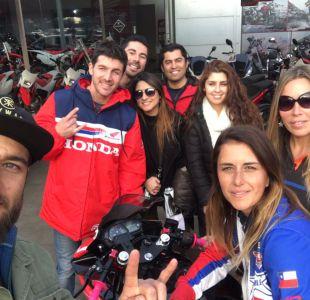 [VIDEO] Capítulo 15 de #D13motos desde la tienda Honda Colvin ¡Grandes invitados y concursos!