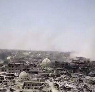 [VIDEO] La desesperada búsqueda de sobrevivientes en Mosul después de haber sido liberada del EI