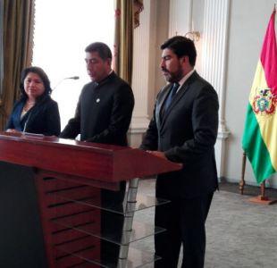 Bolivia propone a Chile reunión en La Paz tras incidentes fronterizos