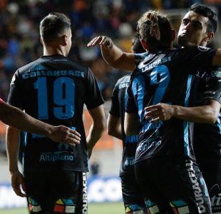Iquique quiere dar el primer golpe ante Independiente en Copa Sudamericana