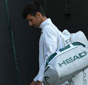 "Novak Djokovic piensa hacer ""una pausa"" tras su retiro obligado de Wimbledon"