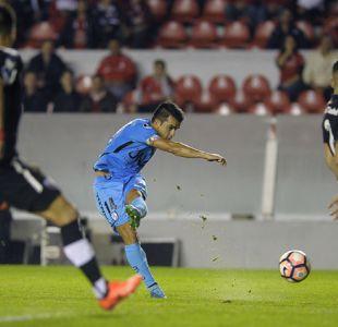 [VIDEO] La caída de Iquique en su visita a Independiente por la Copa Sudamericana