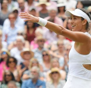 Garbiñe Muguruza apabulla a su rival y vuelve a la final de Wimbledon