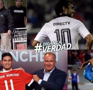 [VIDEO] DLV en la web: Debut de Valdivia, quiebre en Colo Colo e Iquique en la Sudamericana