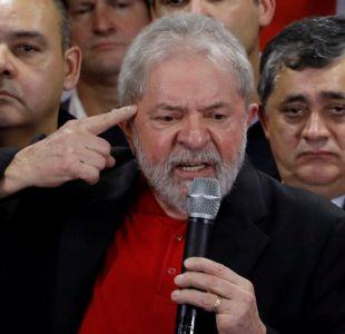 """Lula rechaza su condena: """"Están destruyendo la democracia en Brasil"""""""