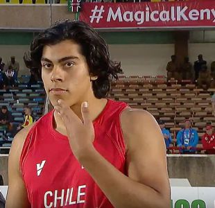 Claudio Romero brilla en lanzamiento de bala al terminar en el 4° lugar del Mundial U18 de Kenia
