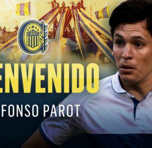 """Alfonso Parot ficha en Rosario Central: """"Espero estar a la altura de un equipo grande"""""""