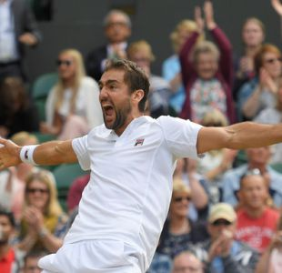 Cilic derrota a Querrey y jugará su primera final de Wimbledon