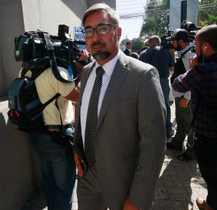 """Caval: defensa de Compagnon apunta a """"trato desigual"""" de Arias para pedir su remoción"""