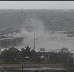 [VIDEO] Viña del Mar: multarán a quienes se acerquen a la costa durante marejadas