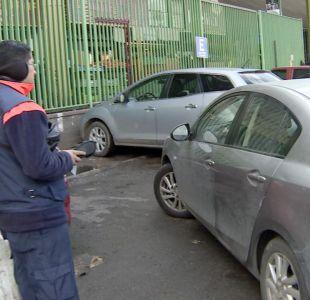 [VIDEO] Recoleta: Vuelve la polémica por el pago de parquímetros.