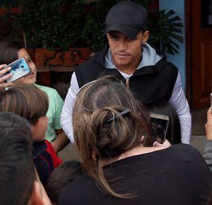 [VIDEO] Alexis Sánchez revoluciona Tocopilla y este sábado inaugura torneo