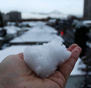 [Minuto a Minuto] Se esperan temperaturas de hasta -6° Celcius para este domingo