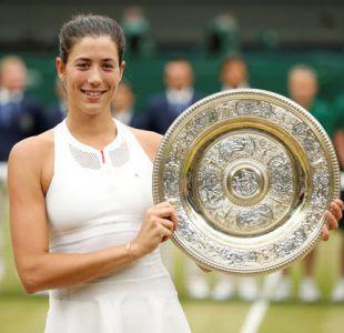 Garbiñe Muguruza acaba con el imperio Williams y es campeona en Wimbledon