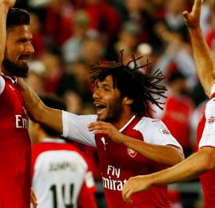 [VIDEO] Arsenal sin Alexis Sánchez derrota a equipo australiano en gira de pretemporada