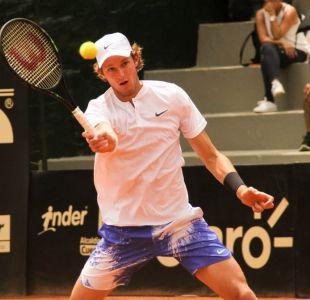 Nicolás Jarry gana y avanza a la final del Challenger de Medellín