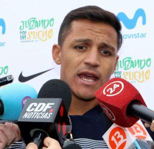 [VIDEO] Alexis Sánchez habló de todo en su natal Tocopilla