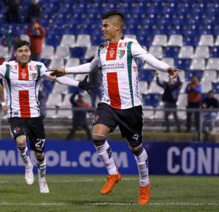 [Gol a Gol] Palestino ganó a La Calera y avanzó en Copa Chile