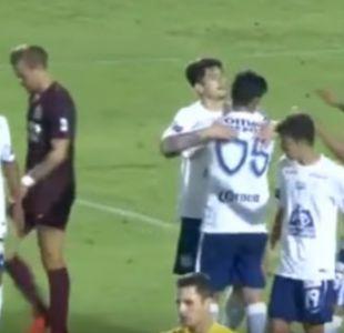 [VIDEO] El golazo de taco de Ángelo Sagal en triunfo del Pachuca en amistoso