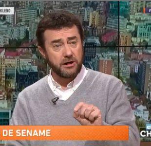 Paulo Egenau por rechazo a informe Sename II Es siempre útil constatar