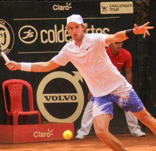 Nicolás Jarry celebra: Se consagra campeón del Challenger de Medellín 2017