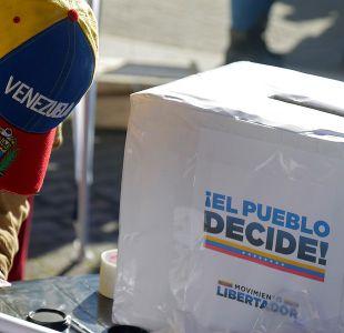Plebiscito opositor venezolano